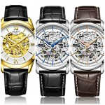 10 Best Rotary Skeleton Watches For Men | Most Popular Best Selling