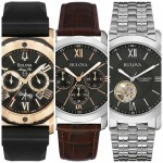 21 Most Popular Cheap Bulova Watches Under £200, Best Buys For Men