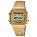 Casio Digital Display Unisex Watch A168WG-9EF Review