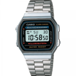 Casio Men's Watch A168W-1 Review