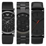 23 Best Mens All Black Watches