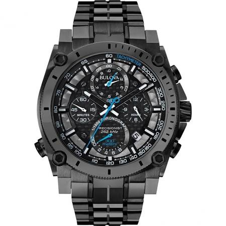 Bulova precisionist chronograph 98G229 watch