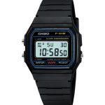 Casio F-91W Review Fantastic Digital Watch F-91W-1YER