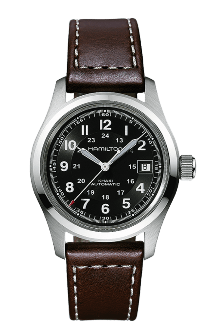 hamilton khaki field automatic 38mm review