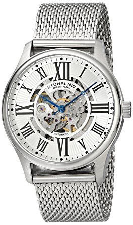 Stuhrling original skeleton automatic watch