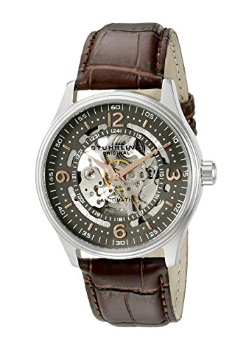 Stuhrling skeleton watch 730.02