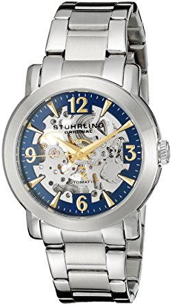 Stuhrling skeleton watches 531G.33116