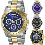 Top 5 Most Popular Invicta Watches Under £100 For Men