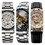 14 Super Cheap Skeleton Watches For Men