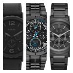12 Best Black Chronograph Watches for Men
