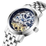 8 Top Men's Skeleton Watches For Men. Best Selling Most Popular.