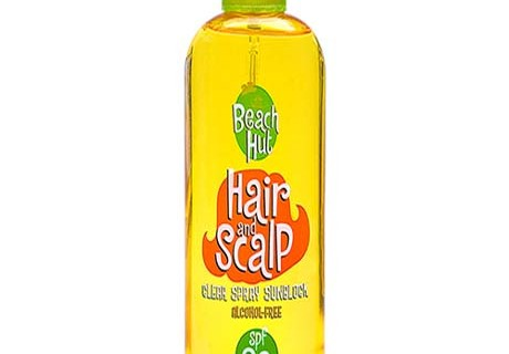 Hair Tips To Protect Sunburn Scalp
