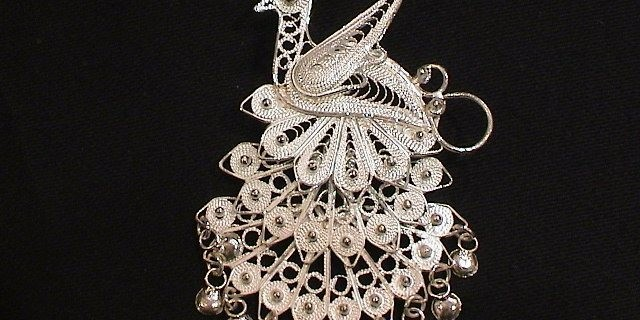 Delicate and decorative, filigree jewellery designs