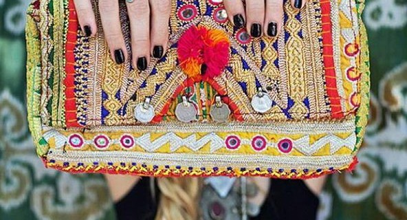 Make a statement By Wearing This Year's Striking Boho Accessories