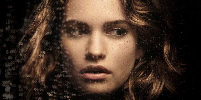 Lily James Like You've Never Seen Her Before