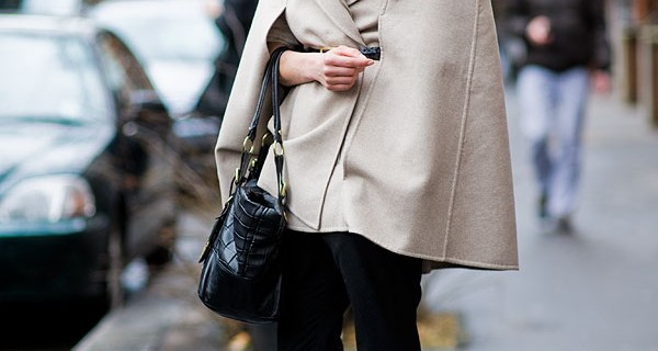 32 Chic Capes That Are Ideal For Wearing In Cold Winter