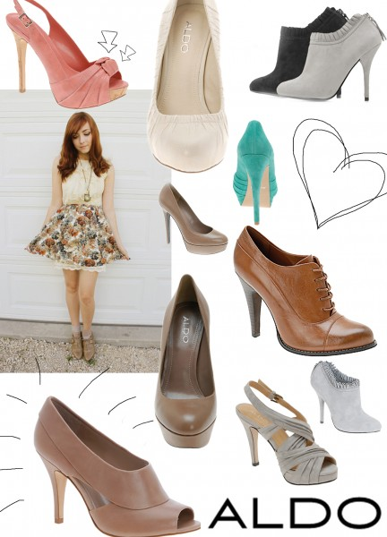 Different stylish shoes trend fall in 2015
