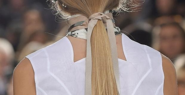 The best hair accessories from the spring 2016 runways
