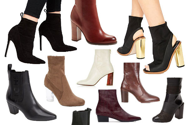 Say Hello to Sock Boots Runway In Fall Fashion Trend