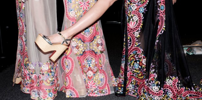 Christian Louboutin Adds Some Sole to NYFW S/S 2016