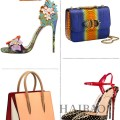 Christian Louboutin 2016 early spring accessories show sexy charm