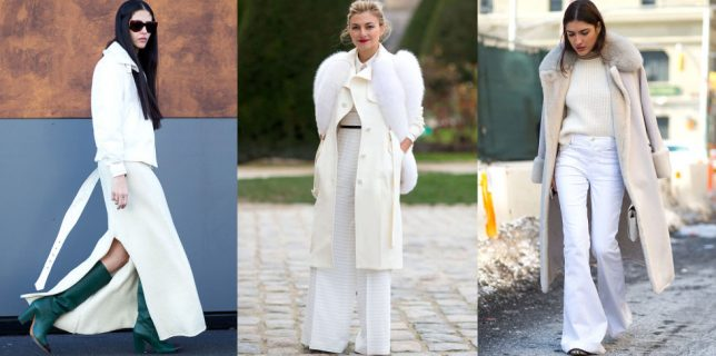 This Winter White is the Way