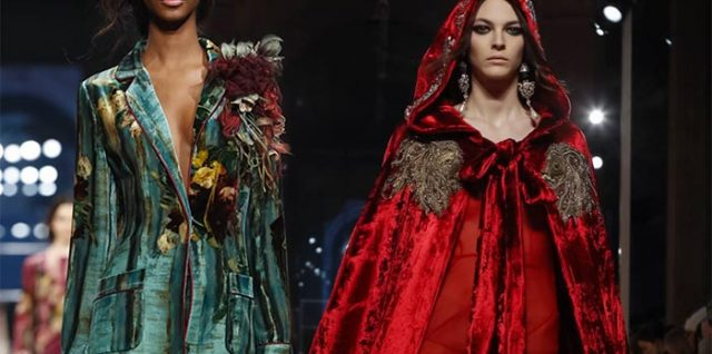 Alberta Ferretti Fall/ Winter 2017-2018 RTW Collection - MFW