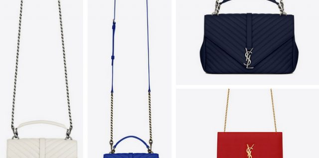 To Covet: YSL Monogram Collection